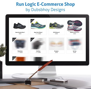 Run Logic Sports Shop